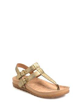 reta-leather-thong-sandal by bØrn