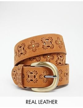 new-look-leather-embossed-cut-out-jeans-belt by new-look