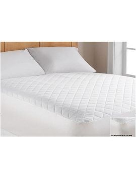 mainstays-super-soft-mattress-pad by mainstays