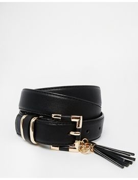river-island-clean-tassel-jeans-belt by river-island