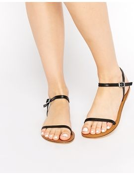 asos-fated-leather-sandals by asos-collection