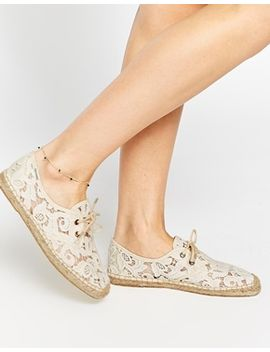soludos-derby-lace-up-ivory-tulip-lace-espadrille-flat-shoes by soludos