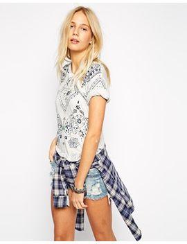 pepe-jeans-bandana-t-shirt by pepe-jeans