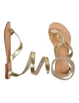 L*Space By Cocobelle Snake Wrap Sandal by L Space