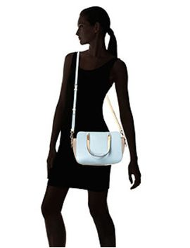 Colorblock Smooth Leather Ligero Satchel by Marc By Marc Jacobs
