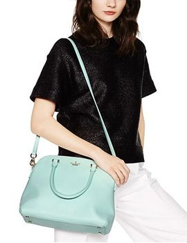 Emerson Place Smooth Leather Margot Satchel by Kate Spade New York