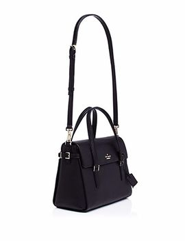 Holden Street Small Pebbled Leather Leslie Satchel by Kate Spade New York