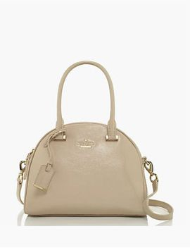 Cedar Street Patent Leather Small Pearl  Satchel by Kate Spade New York
