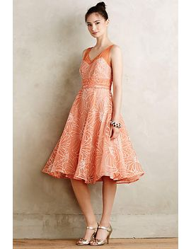 Mandarine Organza Dress by Moulinette Soeurs