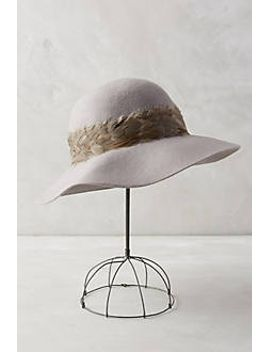 Plumage Floppy Hat by Anthropologie