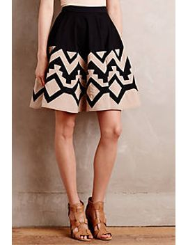 High Sierra Skirt by Anthropologie