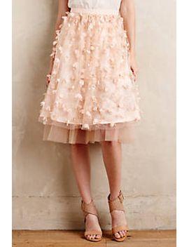 fluttered-fete-midi-skirt by eva-franco
