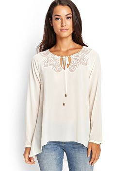 romantic-lace-blouse by forever-21