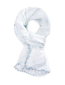 pom-pom-woven-scarf by forever-21