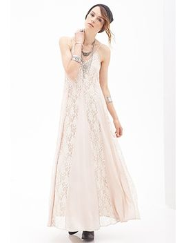 lace-cami-maxi-dress by forever-21