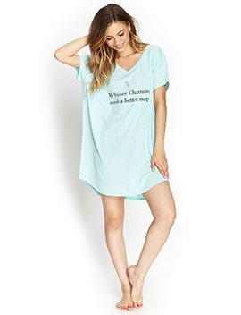 prince-charming-sleep-shirt by forever-21