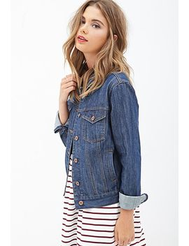 classic-denim-jacket by forever-21