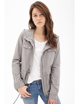 life-in-progress-hooded-utility-jacket by forever-21