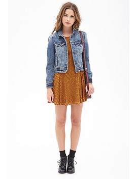 cropped-denim-jacket by forever-21