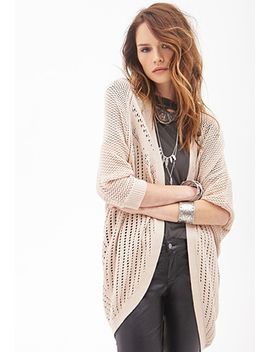 relaxed-dolman-cardigan by forever-21