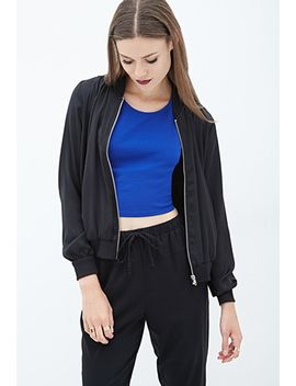 lightweight-bomber-jacket by forever-21