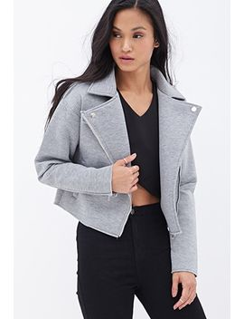 heathered-moto-jacket by forever-21