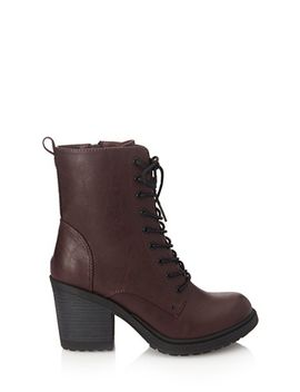 lace-up-combat-boots by forever-21