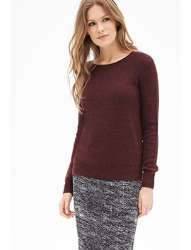 classic-raglan-sweater by forever-21