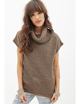 cowl-neck-sweater by forever-21