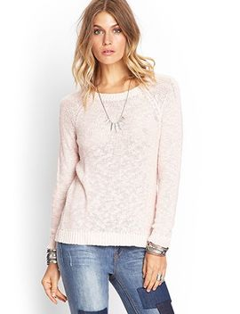 slub-knit-sweater by forever-21