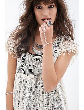 crochet-lace-tunic by forever-21