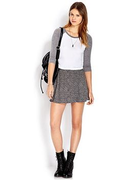 favorite-buttoned-skirt by forever-21