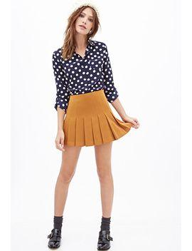 polka-dot-blouse by forever-21