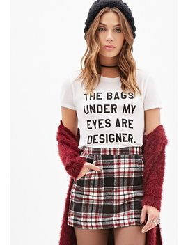designer-bags-graphic-tee by forever-21