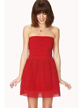 standout-fit-&-flare-dress by forever-21