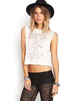 led-zeppelin-muscle-tee by forever-21