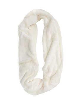 faux-fur-infinity-scarf by forever-21