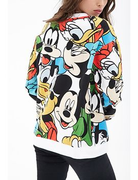 mickey-mouse-club-sweatshirt by forever-21