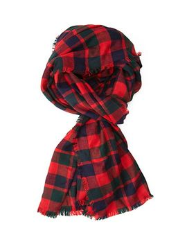 frayed-plaid-scarf by forever-21