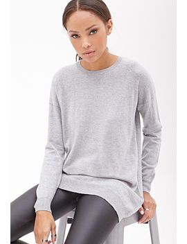 crew-neck-sweater by forever-21