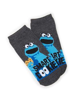 smart-cookie-monster-socks by forever-21
