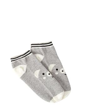 piggy-piggy-ankle-socks by forever-21