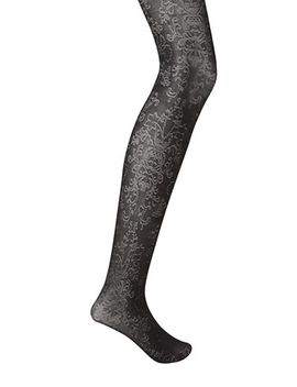 floral-patterned-tights by forever-21