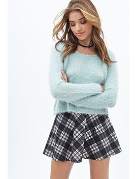 classic-fuzzy-knit-sweater by forever-21