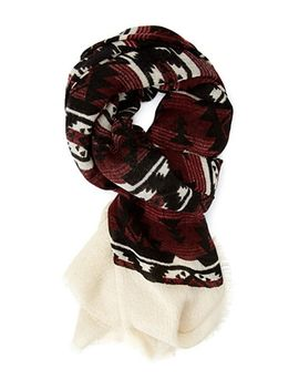tribal-inspired-scarf by forever-21