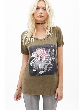 blasé-rose-linen-tee by forever-21