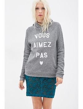 french-graphic-hoodie by forever-21