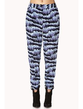 abstract-harem-pants by forever-21