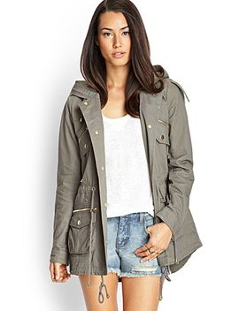 zippered-utility-jacket by forever-21