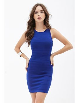 cutout-bodycon-dress by forever-21